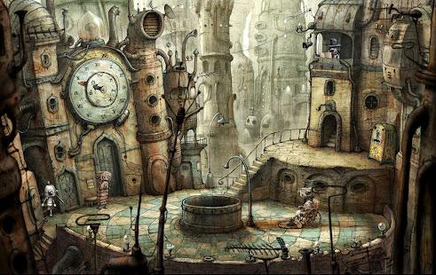 Скриншот №2 к Machinarium