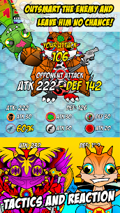 GEEZAKA: Duels of Dragons Hack Game Android & iOS 5