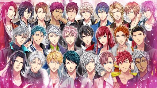 Love Tangle #Shall we date Otome Anime Dating Game 2.0.0 screenshots 8