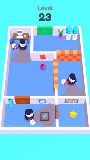 Cat Escape 8 screenshots 4