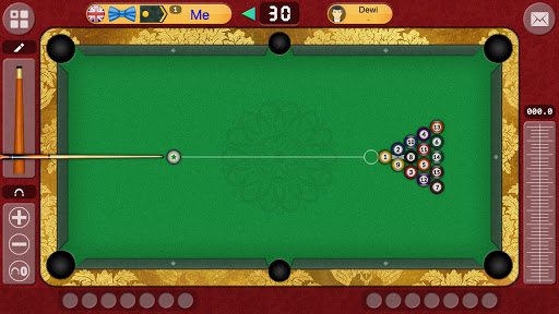 8 ball billiards Offline / Online pool free game  screenshots 8