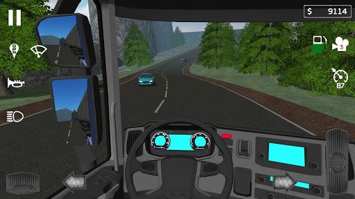Code Triche Cargo Transport Simulator (Astuce) APK MOD screenshots 3