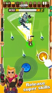 Crack Shooter Mod Apk (Unlimited Gold Coins and Diamonds) 2