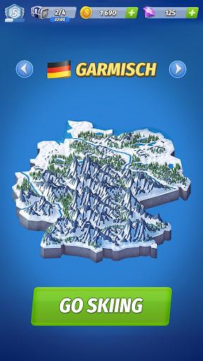 Télécharger Ski Legends mod apk screenshots 5