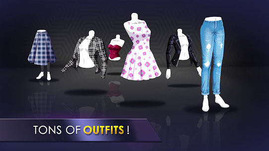 Free Fashion Fever – Dress Up, Styling and Supermodels 5