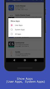 App Share Send - Apk Extractor , Uninstaller