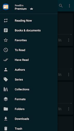 ReadEra Premium - book reader pdf, epub, word screen 0