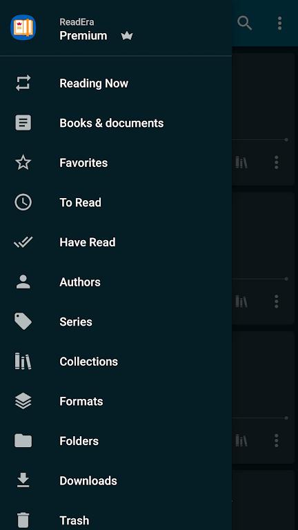 ReadEra Premium - book reader pdf, epub, word poster 0