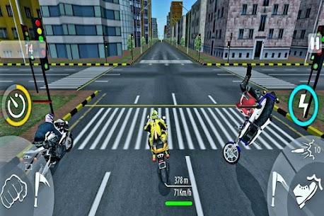 Moto Bike Shooting- Bike Racing Games For Android 1
