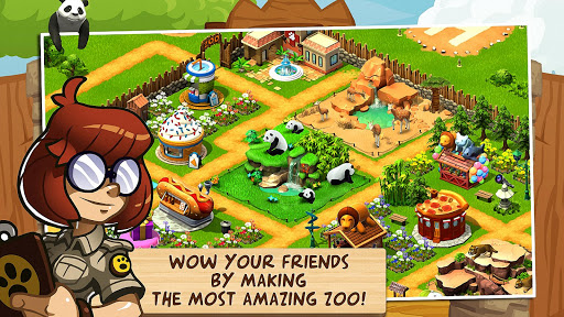 Wonder Zoo - Animal rescue ! 2.1.1a screenshots 16