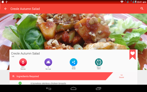 Easy Healthy Recipes for free app 26.5.0 screenshots 21