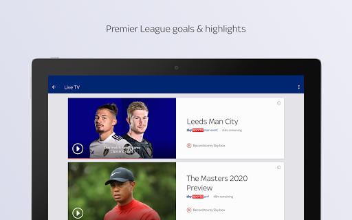 Sky Sports apktram screenshots 15
