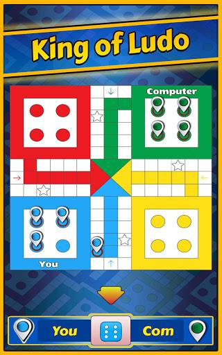 Ludo Kingu2122 - Parchisi Dice Board Game 5.8.0.174 screenshots 11