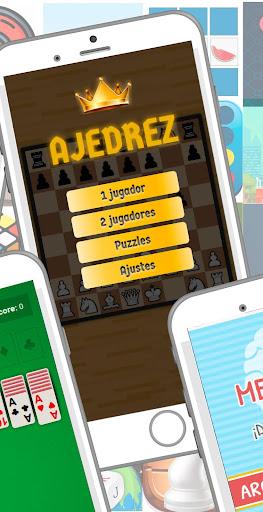 Multi juegos 24 en 1 - Juegos mesa  - sin conexiu00f3n apk 88.0.0 screenshots 2
