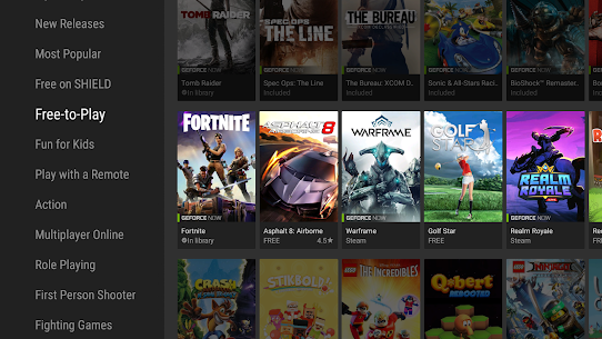 Baixar NVIDIA Games Apk Última Versão 2021 3