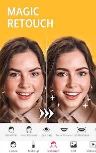 YouCam Makeup: Selfie Makeup Editor & Makeover Cam 3