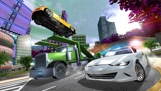 Car Driving Simulator City Driver Games 1.0.2 APK with Mod + Data 1