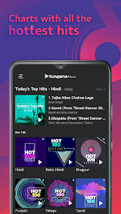 Mi Music player: Songs & Playlists 3