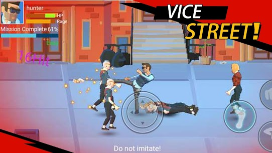 Vice Street: fighting master MOD (Unlimited Money) 4