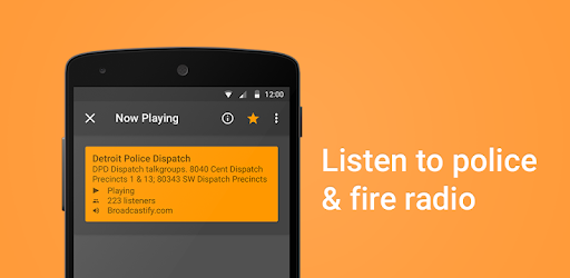 Scanner Radio Pro - Fire and Police Scanner APK 0