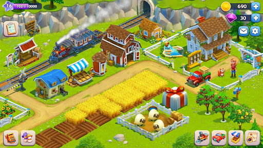 Golden Farm : Idle Farming & Adventure Game 2.1.46 screenshots 15