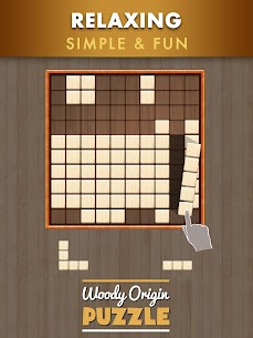 Block Puzzle Woody Origin 9