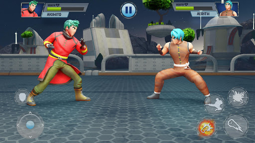 Anime Fighters Final X Battle: Epic Fighting Games 1.0.4 screenshots 5