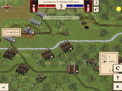 Great Battles of the American Civil War 2.0.5 Apk + Data 5