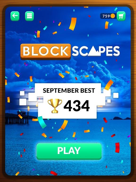 Blockscapes - Block Puzzle poster 10