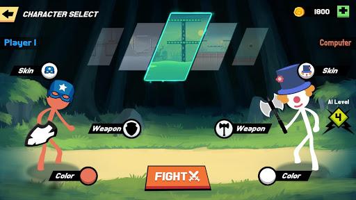 Stickman Fight Battle - Shadow Warriors 1.2.6 screenshots 7
