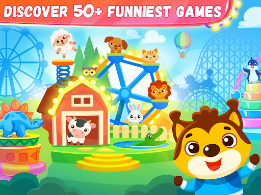 Educational games for kids & toddlers 3 years old  Screenshots 6