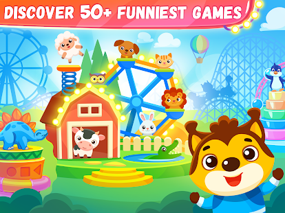 Educational games for kids & toddlers 3 years old 1.6.0 Screenshots 11