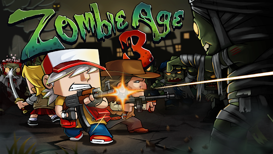 Zombie Age 3 Mod APK Download (Unlimited Money / Ammo) For Android – Updated 2021 1