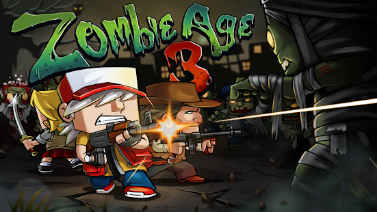 Zombie Age 3: Shooting Walking Zombie: Dead City 1.7.8 screenshots 1