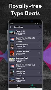 Rap Maker - Recording Studio 2.0.3 Screenshots 7