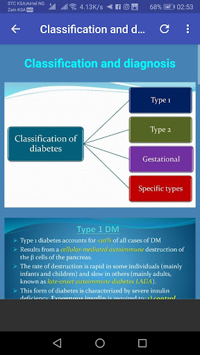 diabetes mellitus screenshot 2