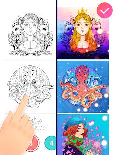 Magic Paint - Color by number & Pixel Art 0.9.24 Screenshots 14