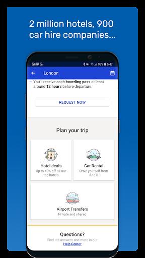 eDreams: Book cheap flights and travel deals modavailable screenshots 7