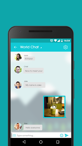 Europe Mingle - Dating Chat with European Singles 6.5.0 Screenshots 4