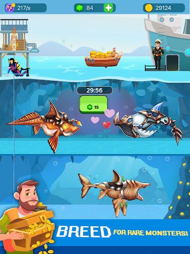 Sea Jurassic Tycoon  screenshots 4