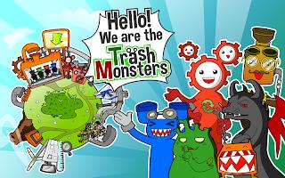 Trash Monsters