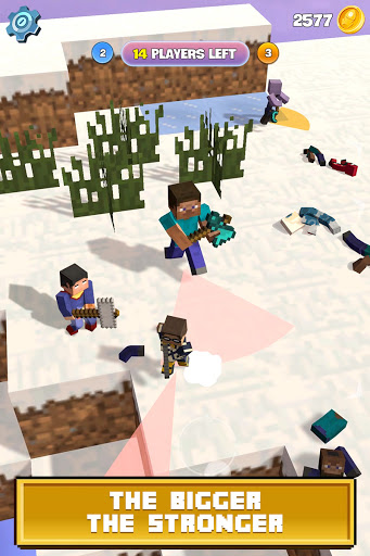 Craftsman Smasher.io - Mastercraft Survival  screenshots 10