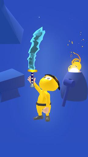 Code Triche Slash Ninja (Astuce) APK MOD screenshots 2