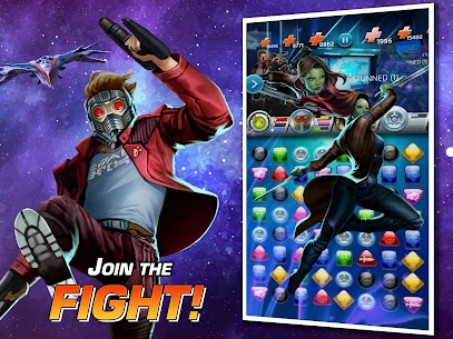 MARVEL Puzzle Quest: Join the Super Hero Battle! Apk Mod + OBB/Data for Android. 8