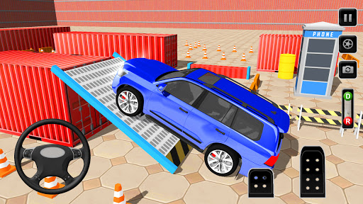 Prado parking Modern Car Parking: car games 2021  screenshots 2