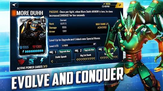 Ultimate Robot Fighting Mod Apk 1.4.139 (Unlimited Money) 7