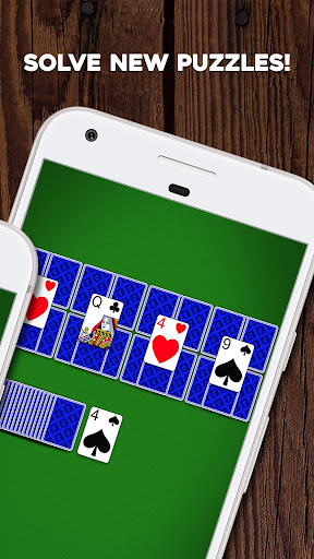 TriPeaks Solitaire android2mod screenshots 2