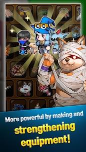Grow Stone Online : 2d pixel RPG, MMORPG game 4