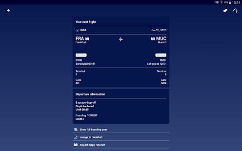 Lufthansa 8.6.1 Screenshots 11