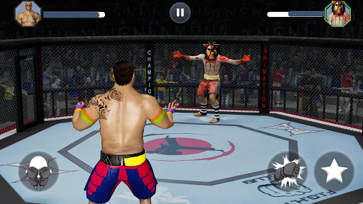 Martial Arts Training Games: MMA Fighting Manager 1.1.7 screenshots 3